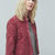 Textured cotton-blend jacket - Women   MANGO USA