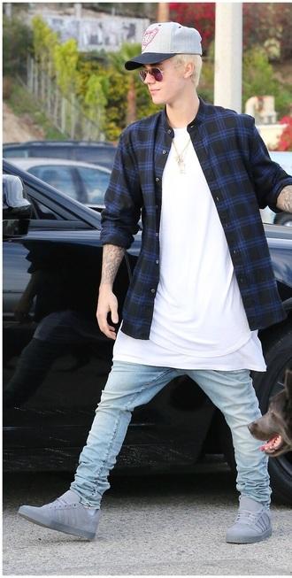 jeans justin bieber menswear
