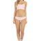 Lolli swim dream lover bikini top - blush