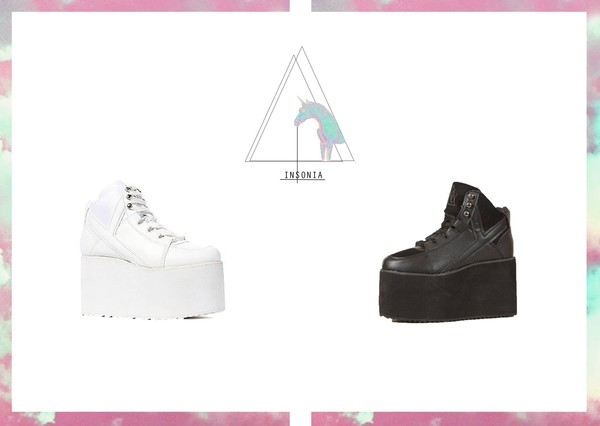 shoes platform sneakers sneakers