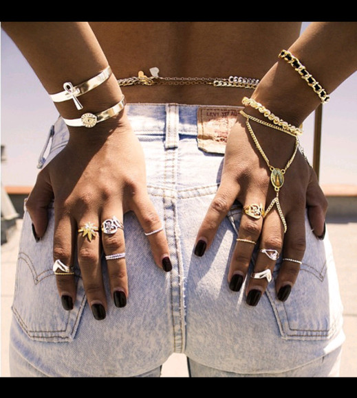 jewels mary jane bracelets gold silver rings goldrings silver ring gold bracelets