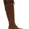 Wing tip knee high boots gojane.com