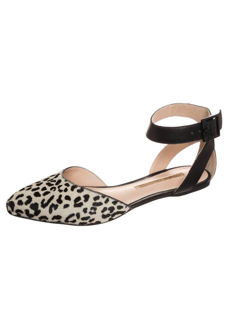 Buffalo Schaftsandalette - leopardinho rato/black - Zalando.de