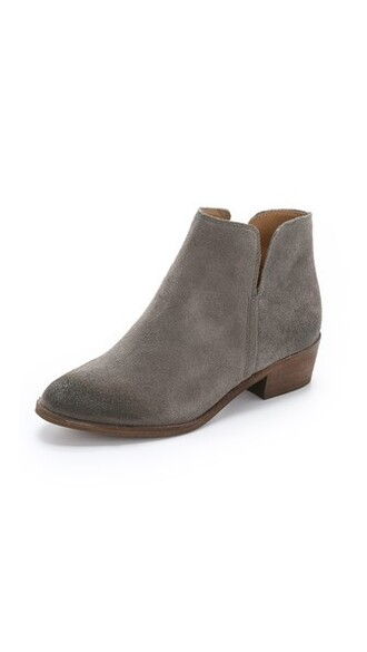 suede booties smoke booties suede shoes