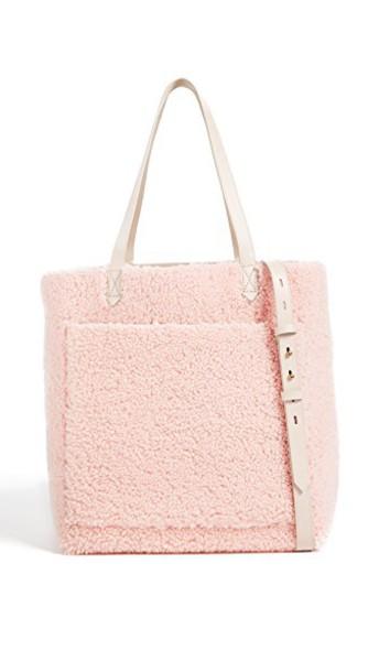 Madewell pink bag