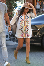 dress,kourtney kardashian,maternity dress,maternity,boho,bag