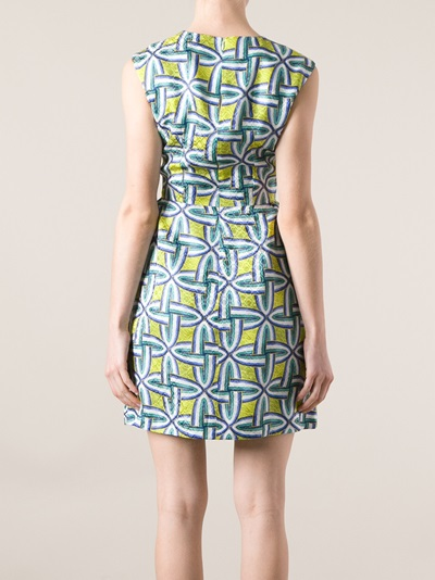 Peter Pilotto 'gia' Skater Dress - Stockholm Market - Farfetch.com