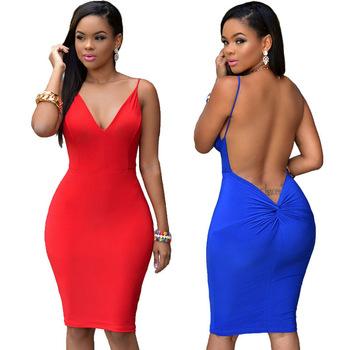 Women's Royal Blue Party Dresses