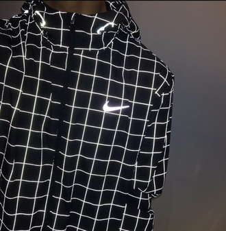 jacket nike black and white monochrome nike jacket sad boys 2001 sad boy nike free run