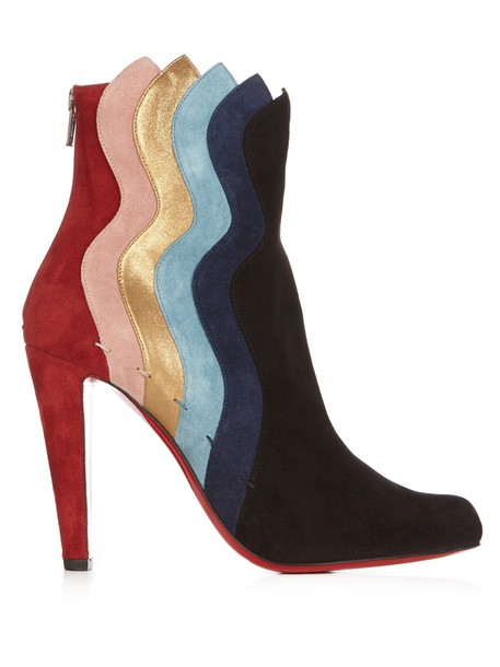 christian louboutin suede ankle boots ankle boots suede shoes
