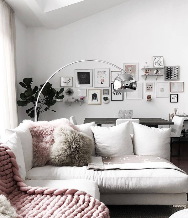 Home Accessory Sofa Tumblr Home Decor Pillow Lamp