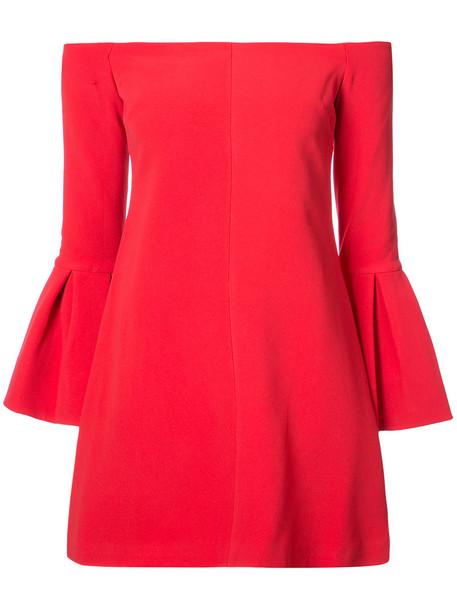 Alexis dress women red