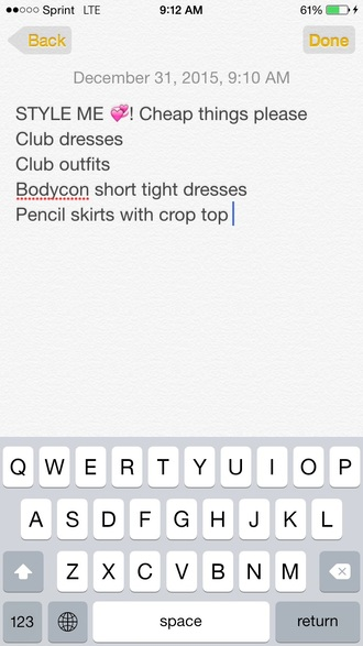 dress crops bodycon cute tight clubwear short club dress