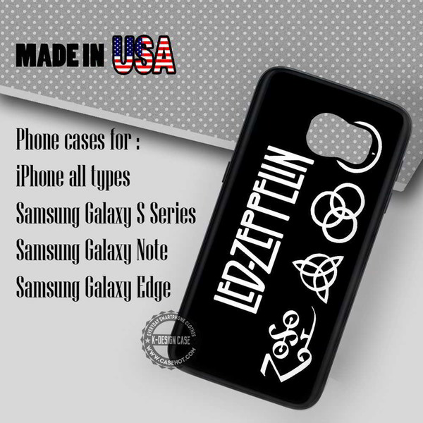 phone cover band led zeppelin symbol