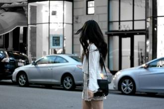 florencia r flo loves clothes blogger shoes skirt bag top