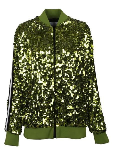 MSGM jacket bomber jacket