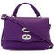 Zanellato 'postina' crossbody bag, women's, pink/purple