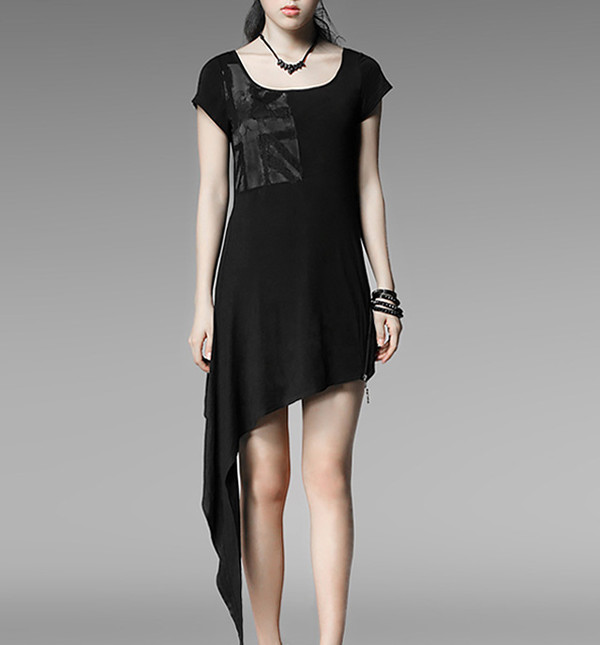 dress black swag pertty t-shirt dress streetstyle streetstyle
