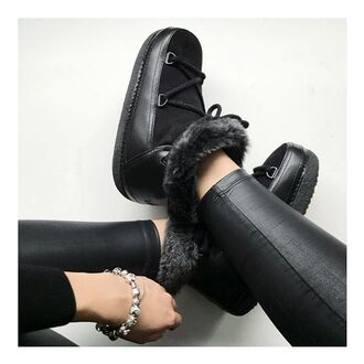 shoes moon boot