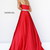 Sexy Red Satin Beaded Waist Long Strapless Wedding Dress [Sherri Hill 21276 Red] - $218.00 : Prom Dresses 2014 Sale, 70% off Dresses for Prom
