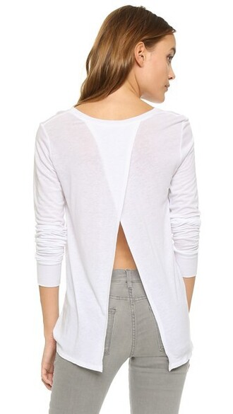 top back soft white