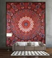 home accessory,star mandala tapestry,hippie,tenture \,gypsy,tapestry,red,yellow,aztec,boho,bohemian,pretty,tribal pattern,jewels,indie,bedding,bohemiam,mandala,boho tapestry,boho chic,wall tapestry,wall decor tapestry,tumblr,royal furnish,hippie tapestry,hippie tapestries,mandala tapestry,bohemian tapestry,bohemian tapestries,bedspread bedcover,wall hanging,elegant wall hanging,blankets,orange,print,hippie wall hanging,bedroom,dorm room,scarf,carpet,burgundy,bohemian tapesty,hippy vibe,urban,vintage,tumblr inspired,tumblr room,tapestry hippe burgundy