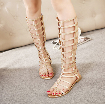Aliexpress.com : Buy New style party plus size high heels leather 10 cm pointed toe shoes red bottom pumps black white nude gold size 35 44 A10 from Reliable shoes with wedge heel suppliers on New Fashion Shoes