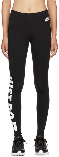 Nike leggings black pants