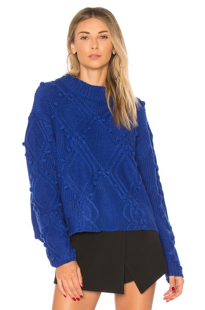 TULAROSA sweater blue