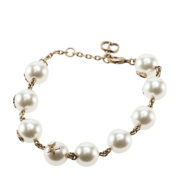 dior white jewels