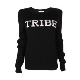 Tribe crew sweater