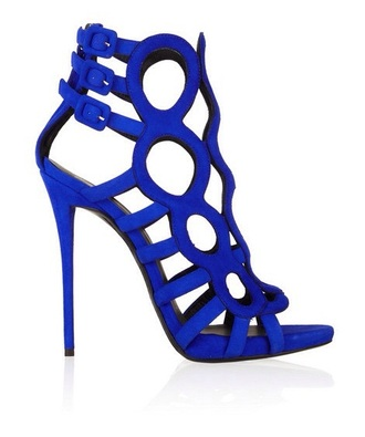 shoes heels blue electric blue hot heels high heels blue heels