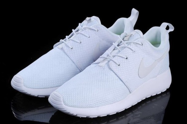 Shoes Full White Roshes Wheretoget