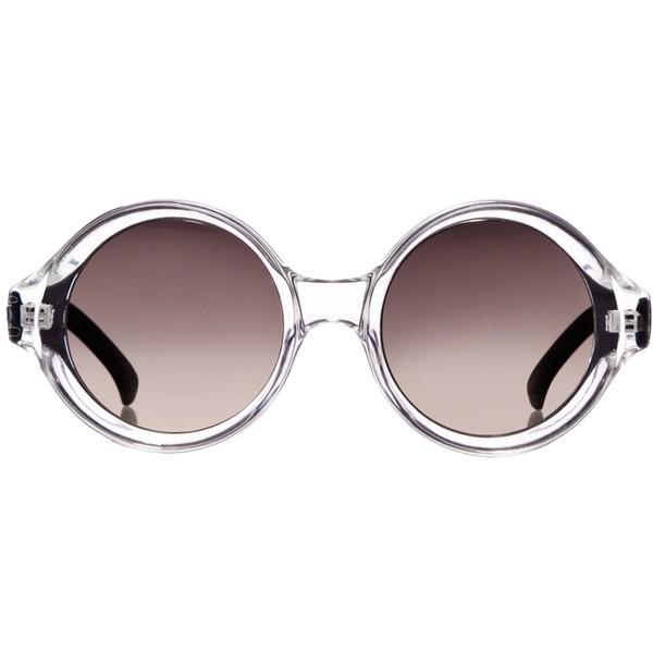 Quay Eyewear Quay Bellpop Round Sunglasses - Quay Eyeware - Polyvore