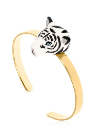 tiger white gold jewels