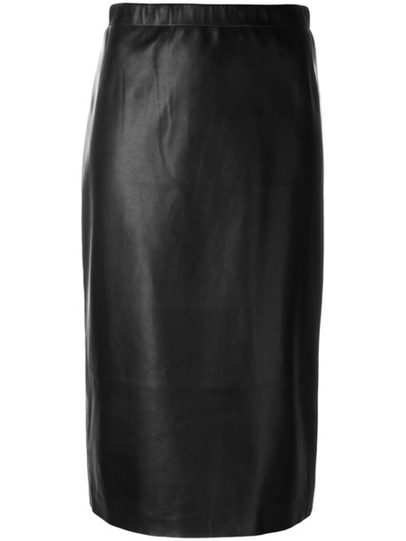 'S Max Mara skirt pencil skirt women black