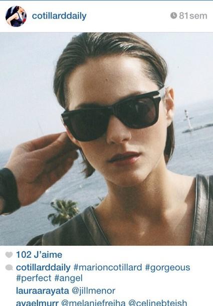 sunglasses marion cotillard