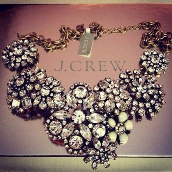 jewels necklace j crew