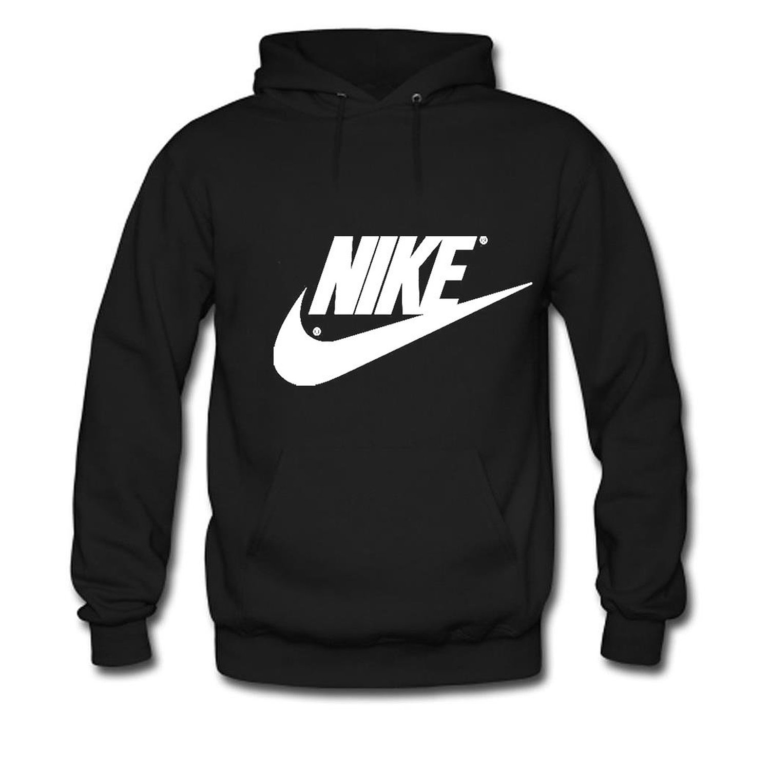 d44835d11aca Amazon.com  NIKE LOGO For womens Printed Sweatshirt Pullover ...