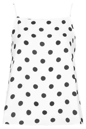 Spot Double Layer Cami - Camis - Tops - Clothing- Topshop