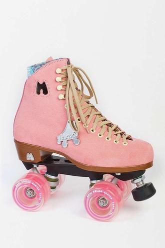 pink roller skates holiday gift all pink wishlist