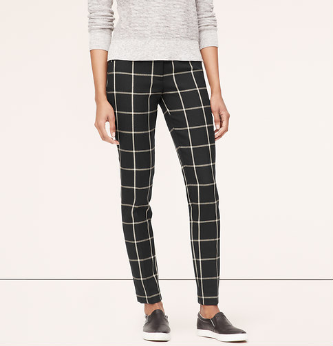 Stretch ankle pants in julie fit