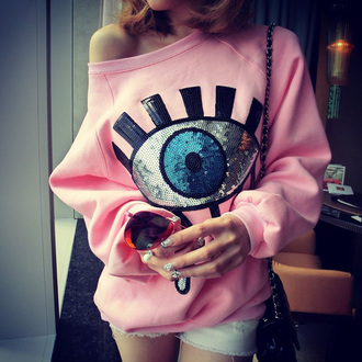 fashion new year's eve cute pink sexy clothes t-shirt pop popular top jumpsuit cool one piece beauty preppy beautiful women girl new steet style warm