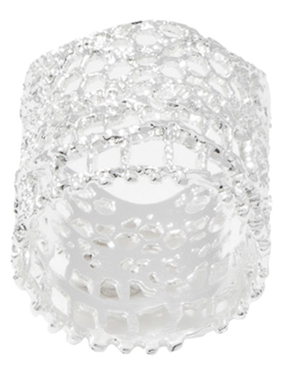 Aurelie Bidermann Lace Ring - Uzerai - Farfetch.com