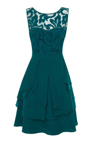 teal dress turquoise dress aqua dress