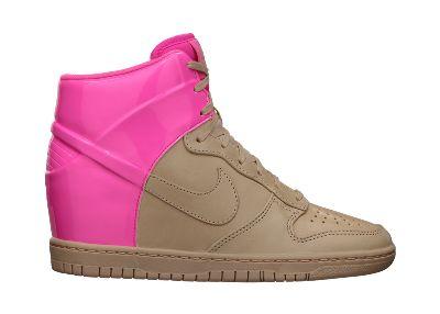 Nike Store. Nike Dunk Sky Hi Vac Tech Women's Shoe