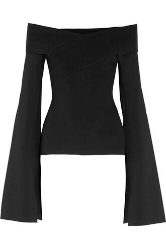 top black knit