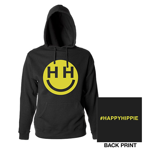 Miley Cyrus Official Store | Happy Hippie Foundation Pullover Hoodie