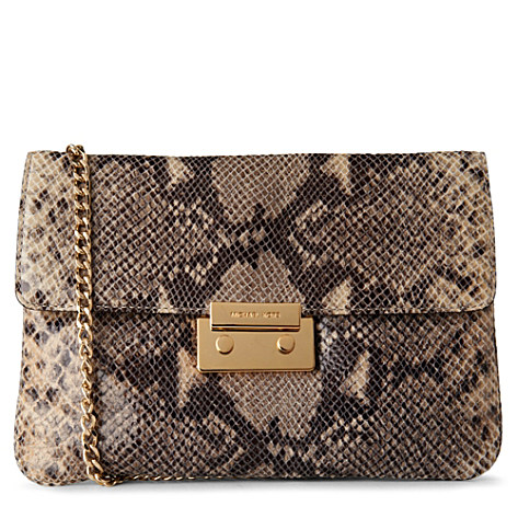 ca47b25b75a2 Snake-print clutch - MICHAEL MICHAEL KORS - Clutch & evening - Handbags &  purses - Womenswear | selfridges.com