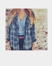 cardigan,blue flannel,plaid flannels,trendy